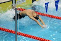 ثبت دو رکورد جدید در شنای ردههای سنی ایران