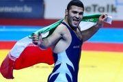 رضا یزدانی از حضور در رقابت های کشتی قزاقستان انصراف داد