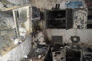انفجار گاز در کرمانشاه 5 نفر را مصدوم کرد