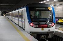 قطارهای فوقالعاده مترو ویژه دهه اول محرم