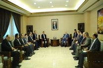 ولایتی با وزیر امور خارجه سوریه دیدار کرد