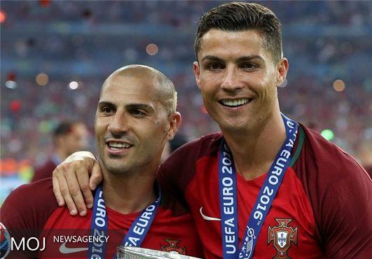 رونالدو تنها فوتبالیستی است که تحسینش میکنم