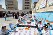 جشنواره غذای سالم در خرم آباد برگزار شد