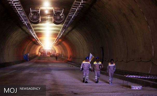 نصب تجهیزات اطفای حریق تونل شهدای غزه تا پایان مرداد