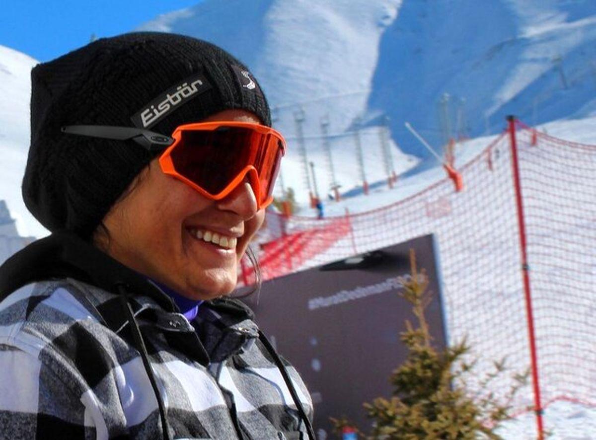 واکنش سرمربی اسکی زنان پس از ممنوعالخروجی توسط همسرش