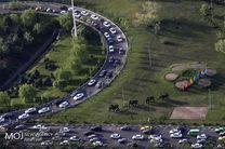 آخرین وضعیت ترافیکی بزرگراه های تهران در صبح 13 مرداد