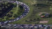 وضعیت ترافیکی معابر تهران در ۲۸ آبان اعلام شد