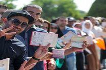 حضور پرشور ارامنه اصفهان در انتخابات مجلس یازدهم