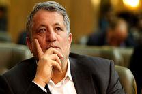 رئیس شورای شهر تهران به نجف رفت