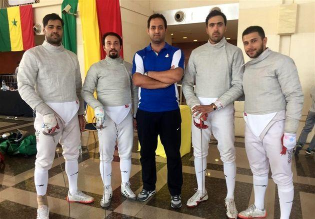 اعزام نمایندگان ایران به مسابقات جهانی شمشیربازی در آلمان + برنامه مسابقات