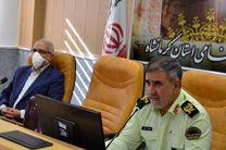 روزانه 3 هزار تماس با پلیس 110 کرمانشاه برقرار میشود