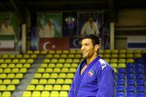 مدال نقره ملایی در رقابت های جودو قهرمانی آسیا