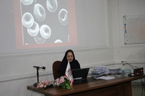 برگزاری  کارگاه آموزشی اهدای خون انجمن بهداشت آموزش و پرورش گیلان