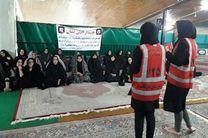 برگزاری آموزش آتشنشانی و ایمنی در 80 مسجد محمودآباد