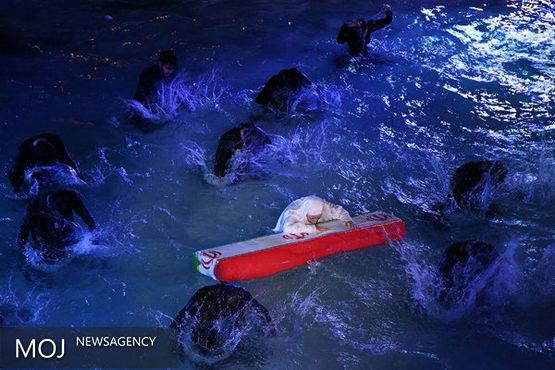 برگزیده مسابقه عکاسی نمایش «دریادلان» معرفی شد