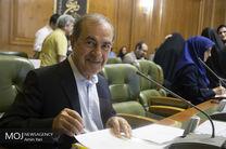 رای  الویری به حناچی در شورای شهر تهران + عکس