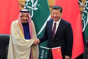 رئیس جمهور چین و پادشاه عربستان به صورت تلفنی گفتگو کردند