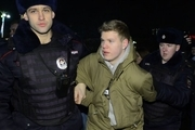 بازداشت بیش از 60 نفر در اعتراضات مسکو