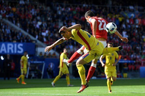تیم های سوئیس و رومانی به تساوی دست یافتند
