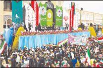 فولاد مبارکه مولود انقلاب اسلامی است