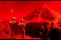 آیا می دانید مریخ شب ها یخ میزند