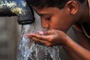 انتقال ۵ دستگاه تانکر ۱۸ هزار لیتری آب آشامیدنی به منطقه غیزانیه