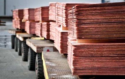 افزایش 145درصدی صادرات مس در سال 95