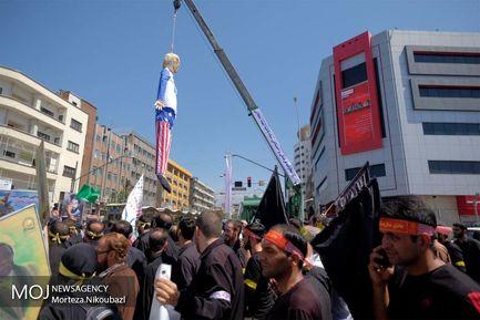 مراسم روز قدس در تهران