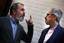 سیامک انصاری و جواد رضویان صفر بیست و یک را کلید زدند+معرفی بازیگران
