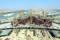 پیشرفت ۷۰ درصدی فرودگاه جدید ابوظبی