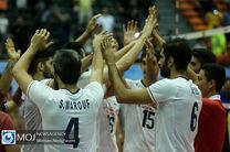 نتیجه بازی والیبال ایران و چین تایپه/ پیروزی ایران در گام نخست