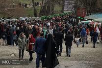 رشد 30 درصدی میهمانان نوروزی در کرمانشاه