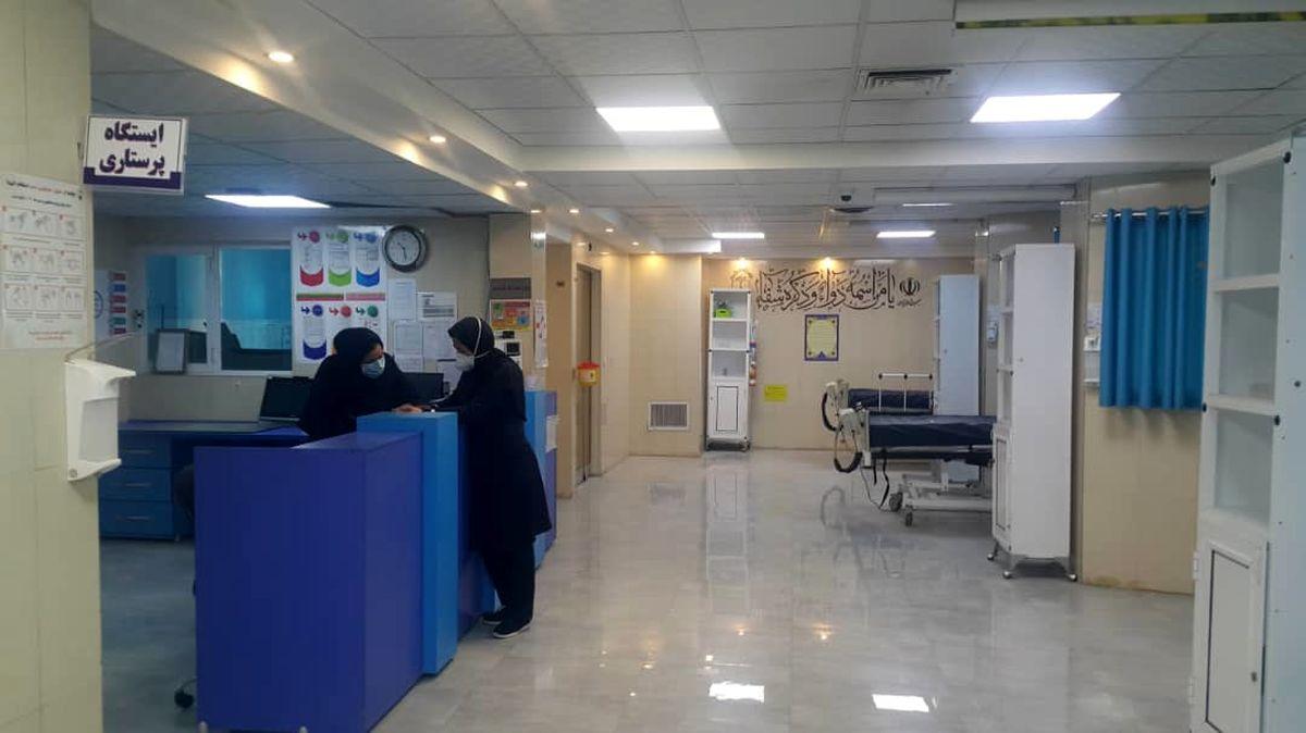 افتتاح بخش های جدید بیمارستان عیسی ابن مریم(ع) در اصفهان