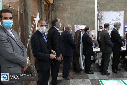 حال و هوای ستاد انتخابات کشور