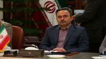 بارش 71 میلیمتری باران در لاهیجان