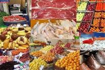 گزارش گرانی و ارزانی کالاها در آستانه نوروز