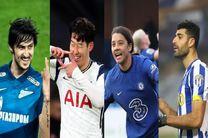 نام ۳ بازیکن ایرانی در لیست نامزدهای بهترین لژیونر هفته آسیا