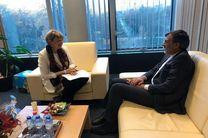 تحولات یمن و سوریه/ محور گفتگوی جابری انصاری و هلگا اشمید