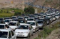 تردد 15میلیون خودرو از محورهای مواصلاتی  اصفهان در ایام نوروز