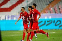 نتیجه بازی پرسپولیس و شاهین/ برد پرسپولیس برای اولین بار بعد از کرونا در ورزشگاه آزادی