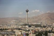 کیفیت هوای تهران در 20 آذر ماه سالم است