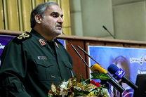 روایت فرمانده حفاظت سپاه از حوادث تروریستی تهران