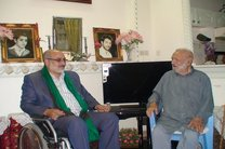 پدر شهیدان محمود و علیآقا محمدی درگذشت