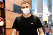رادشوویچ بامداد امروز سه شنبه وارد تهران شد