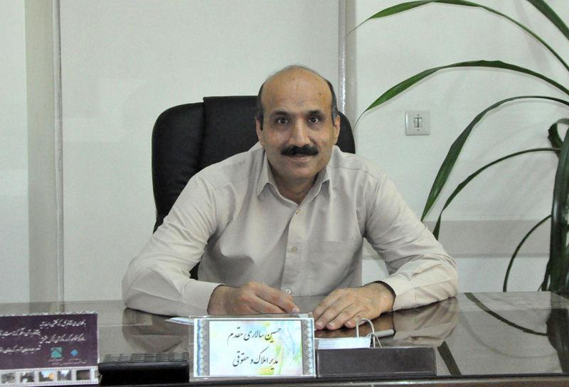 تثبیت مالکیت دولت در بیش از 1100 هکتار اراضی در حریم شهرهای استان اصفهان