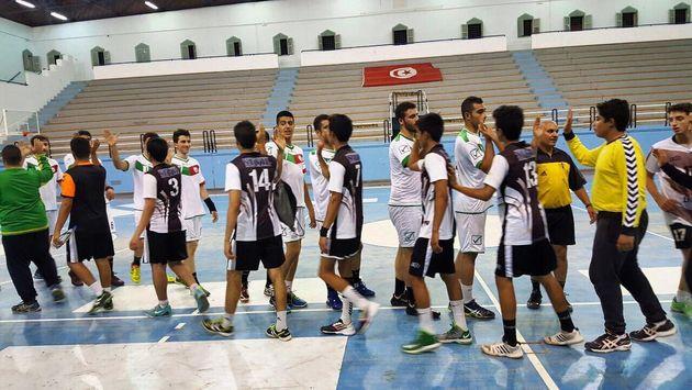 برتری تیم ملی هندبال نوجوانان مقابل الترجی تونس