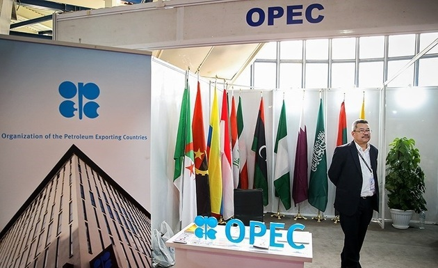 نمایشگاه بین المللی نفت آغاز به کار کرد / جهانگیری درگیر انتخابات بود، لاریجانی آمد
