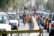 بازسازی شبکه فاضلاب خیابان امامزاده ابراهیم
