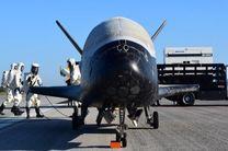 پرتاب فضاپیمای نیروی هوایی آمریکا در ماه سپتامبر