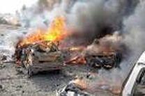 انفجار تروریستی در منطقه زینبیه دمشق
